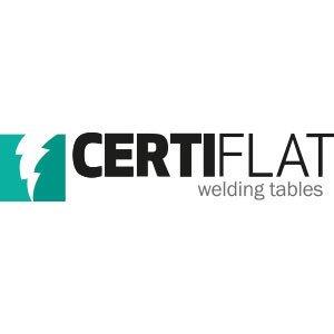 W07800 Wt6060 M Certiflat Pro 1d Welding Table Top T4i