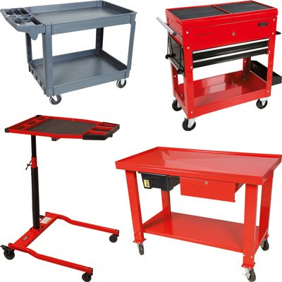 Service Tables & Carts