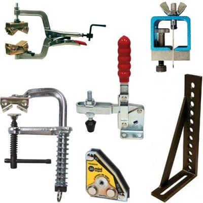 Welding Clamps and Fixtures